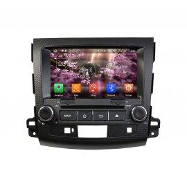 Auto Radio Android 8.0 Mitsubishi Outlander (2006-2012)