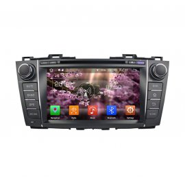 Autorradios Android 8.0 Mazda 5 (2009-2012)