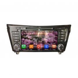 Car Stereo Android 8.0 Nissan QashQai 2014