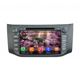 Auto Radio Android 8.0 Nissan Sylphy B17 (2012-2013)