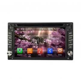 Car Stereo Android 8.0 Nissan Tiida (2004-2010)