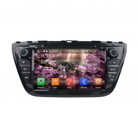 Car Stereo Android 8.0 Suzuki S-Cross 2014
