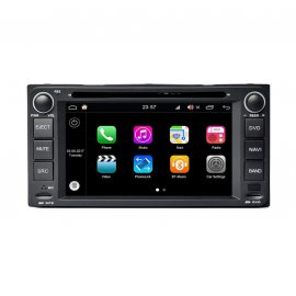 Car Navigation Android 8.0 Toyota Vios (2004-2006)