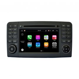 Navigatore Android 8.0 Mercedes Benz ML W164 (2005-2012)