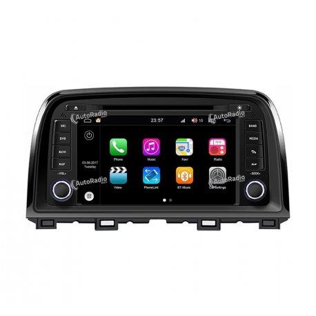 Autoradio GPS Android 8.0 Mazda CX-5 2013