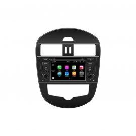Navigatore Android 8.0 Nissan 2012 Tiida