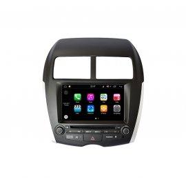 GPS Android 8.0 Mitsubishi ASX (2010-2011)