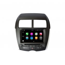 Car Navigation Android 8.0 Mitsubishi ASX (2010-2011)