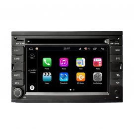 Car Navigation Android 8.0 Peugeot 307 (2002-2010)