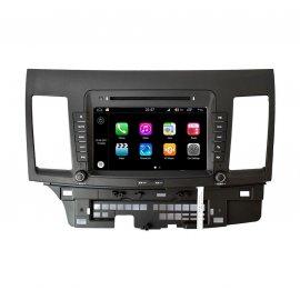 Car Navigation Android 8.0 Mitsubishi Lancer (2010-2011)