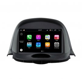 Car Navigation Android 8.0 Peugeot 206