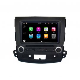 Car Navigation Android 8.0 Mitsubishi Outlander (2007-2013)