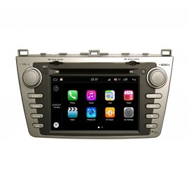 Car Navigation Android 8.0 Mazda 6 (2008-2012)