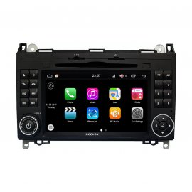 Autoradio GPS Android 8.0 Mercedes Benz A CLASS W169 (2005-2011)