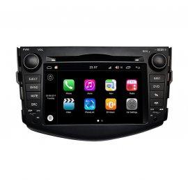 Car Navigation Android 8.0 Toyota Rav4 (2008-2011)