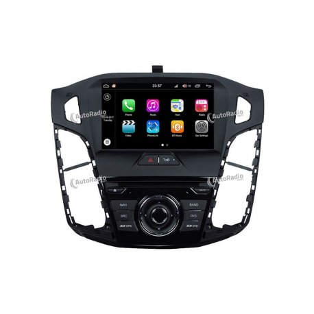 Navigatore Android 8.0 Ford Focus (2011-2013)