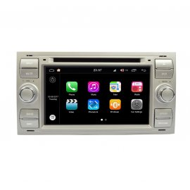 Autoradio GPS Android 8.0 Ford Fiesta - MK5 (2006-2007)
