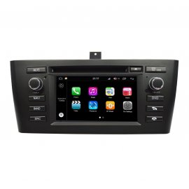 Navigatore Android 8.0 BMW 1 series E87 (2008-2011)