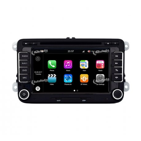 Autoradio GPS Android 8.0 VW Golf 6 (2009-2011)