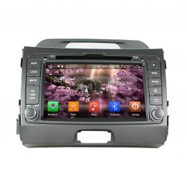 Car Stereo Android 8.0 Kia Sportage R (2010-2012)