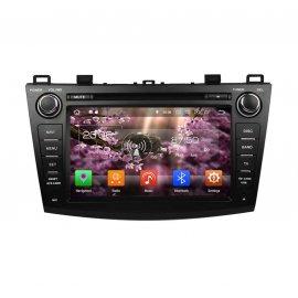 Auto Radio Android 8.0 Mazda 3 (2009-2012)