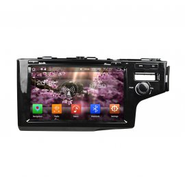 Auto Radio Android 8.0 Honda Fit 2014