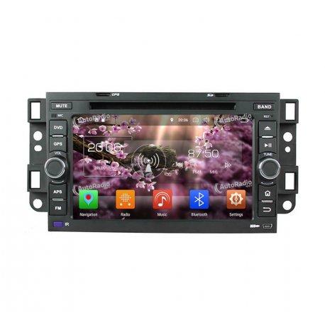 Autoradio Android 8.0 Chevrolet S10 2013