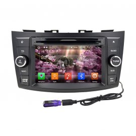 Autoradio Android 8.0 Suzuki Swift (2011-2012)