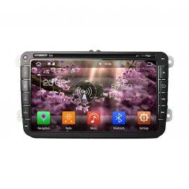 Auto Radio Android 8.0 Skoda Octavia 2 (2005-2010)