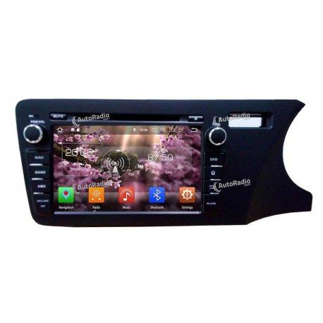 Autoradio Android 8.0 Honda City 2014
