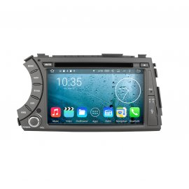 Car Stereo Android 8.0 SsangYong Kyron Actyon (2006-2012)