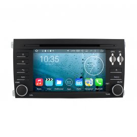 Car Stereo Android 8.0 Porsche Cayman (2003-2010)