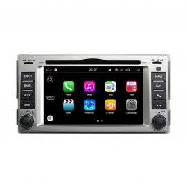 Car Navigation Android 8.0 Hyundai Santa Fe (2008-2011)