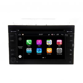 Navigation Android 8.0 VW Polo 4 - 9N3 (2005 - 2009)