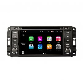 Car Navigation Android 8.0 Chrysler Sebring