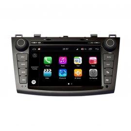 GPS Android 8.0 Mazda 3 (2010-2012)