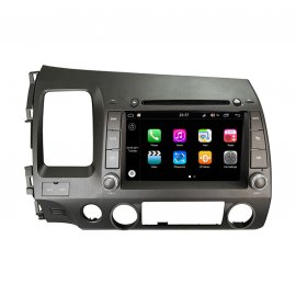 Car Navigation Android 8.0 Honda Civic (2007-2011)