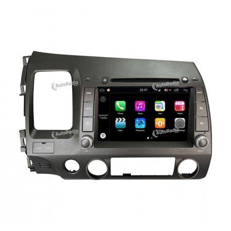 Autoradio GPS Android 8.0 Honda Civic (2007-2011)