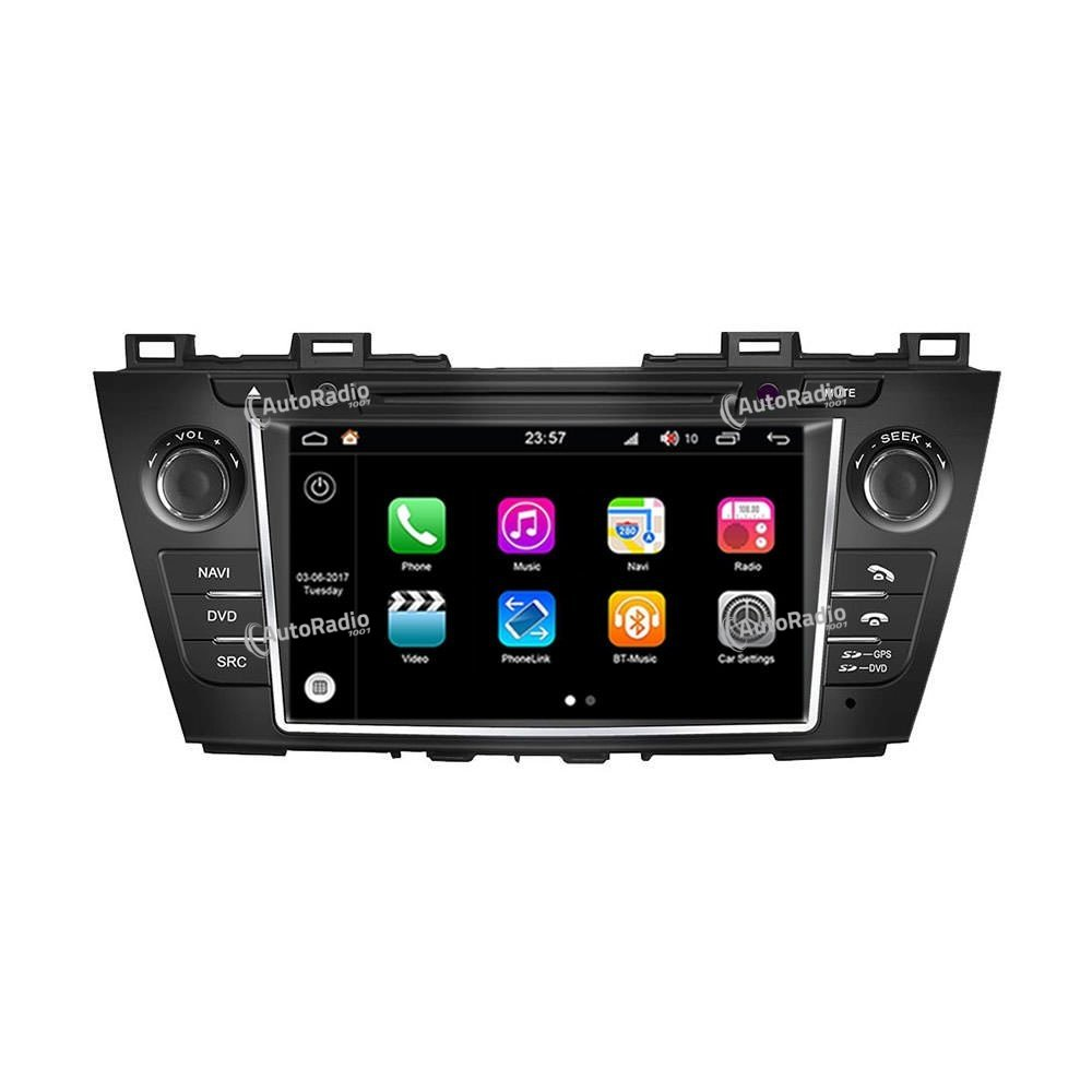 poste autoradio dvd gps mazda 5 2010 2011 aux prix les plus bas sur notre boutique en ligne. Black Bedroom Furniture Sets. Home Design Ideas