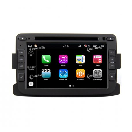 Navigatore Android 8.0 Renault Duster