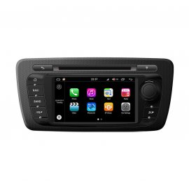 Autoradio GPS Android 8.0 Seat Ibiza (2009-2013)