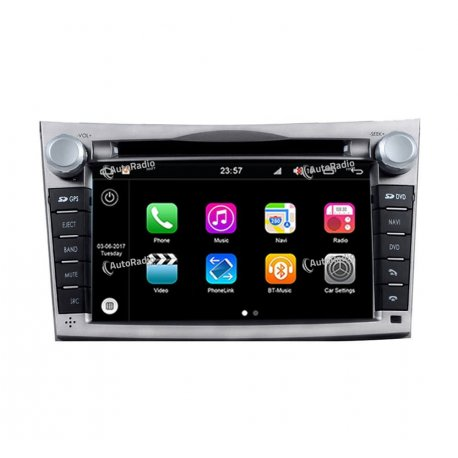 Navigatore Android 8.0 Subaru Outback (2009-2011)