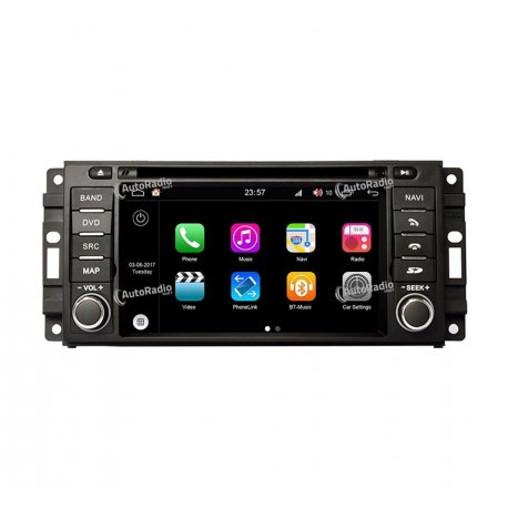 Car Navigation Android 4.4 JEEP COMPASS