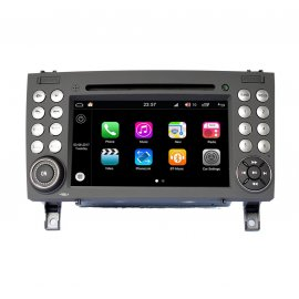 Car Navigation Android 8.0 Mercedes Benz SLK class W171 (2008-2011)