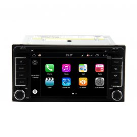 Car Navigation Android 8.0 Toyota VIOS (2003-2010)