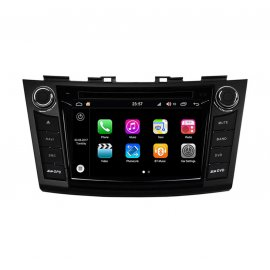 Car Navigation Android 8.0 Suzuki Swift