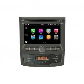 Car Navigation Android 8.0 Ssangyong Actyon (2012-2013)