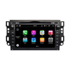 autorradio chevrolet captiva gps dvd android bluetooth al. Black Bedroom Furniture Sets. Home Design Ideas