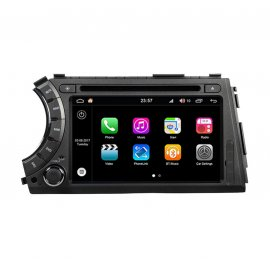 Autoradio GPS Android 8.0 Ssangyong Actyon (2005-2011)