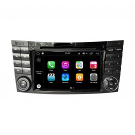 Car Navigation Android 8.0 Mercedes Benz Class E W211 (2002-2009)